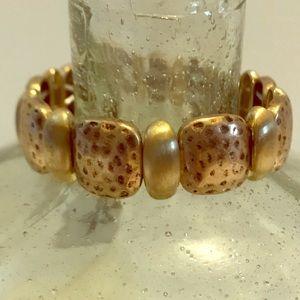 Jewelry - Gold Stretch Bracelet